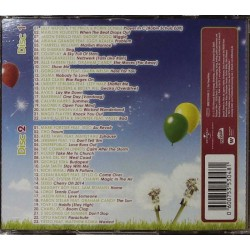 Bravo Hits 86 / 2 CDs - Sigma, Jason Derulo, Coldplay... Rückseite