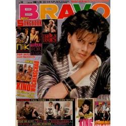 BRAVO Nr.19 / 2 Mai 1985 - John Taylor
