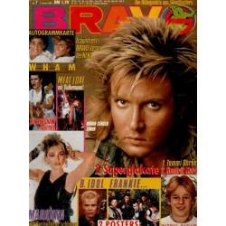 BRAVO Nr.7 / 7 Februar 1985 - Duran Sänger Simon
