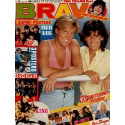 BRAVO Nr.12 / 14 März 1985 - Modern Talking