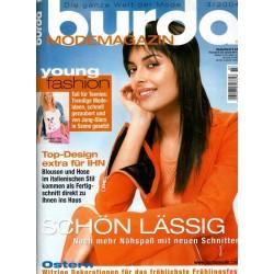 burda Moden 3/März 2004 - Schön lässig