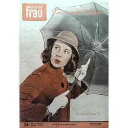 Stimmer der Frau Nr.24 / 1956 - Frau und Heim