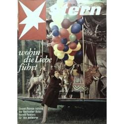 stern Heft Nr.36 / 8 September 1963 - Karussell