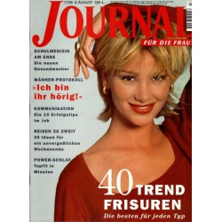 Journal Nr.17 / 9 August 1995 - 40 Trend Frisuren