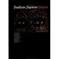 Frankfurter Allgemeine Heft 21 / Juli 1980 - Lust an Maske