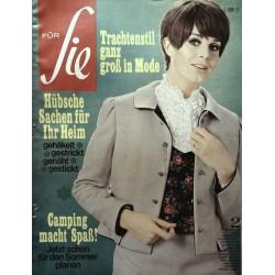 Für Sie Heft 2 / 2 Januarheft 1967 - Trachtenstil
