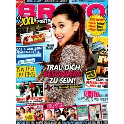 BRAVO Nr.3 / 21 Januar 2015 - Ariana Grande