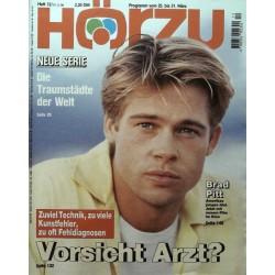 HÖRZU 12 / 25 bis 31 März 1995 - Brad Pitt