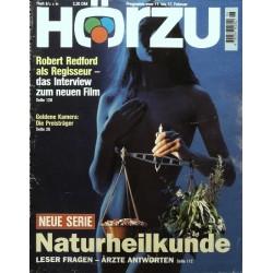HÖRZU 6 / 11 bis 17 Februar 1995 - Naturheilkunde
