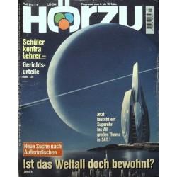 HÖRZU 9 / 4 bis 10 März 1995 - Ein Superohr