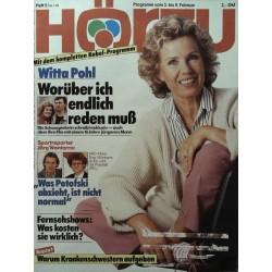 HÖRZU 5 / 3 bis 9 Februar 1990 - Witta Pohl