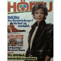 HÖRZU 2 / 13 bis 19 Januar 1990 - Uschi Glas