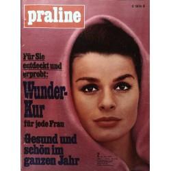 Praline Nr. 2 / 10 Januar 1967 - Senta Berger