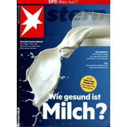 stern Heft Nr.45 / 30 Oktober 2019 - Wie gesund ist Milch?