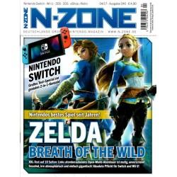 N-Zone 04/2017 - Ausgabe 240 - Zelda Breath of the Wild