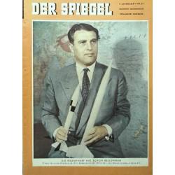 Der Spiegel Nr.53 / 28 Dezember 1955 - Raketenbauer