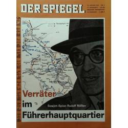 Der Spiegel Nr.4 / 16 Januar 1967 - Rudolf Rößler
