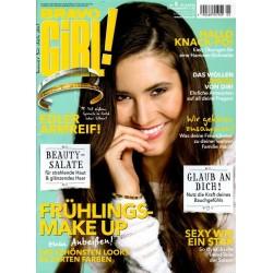 Bravo Girl Nr.5 / 23.3.2016 - Frühlings Make Up