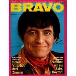 BRAVO Nr.20 / 11 Mai 1970 - Henry Darrow