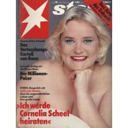 stern Heft Nr.38 / 12 September 1991 - Hella von Sinnen