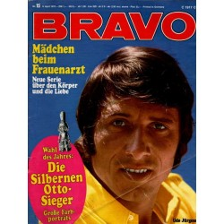 BRAVO Nr.15 / 6 April 1970 - Udo Jürgens