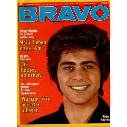 BRAVO Nr.13 / 23 März 1970 - Ricky Shayne