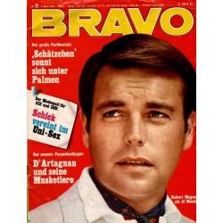 BRAVO Nr.11 / 9 März 1970 - Robert Wagner als Al Mundy