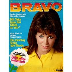 BRAVO Nr.12 / 23 März 1970 - Manuela