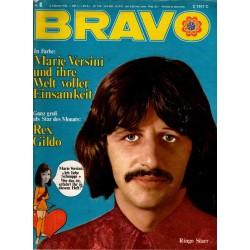 BRAVO Nr.6 / 2 Februar 1970 - Ringo Starr