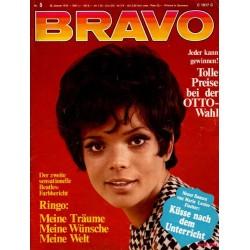 BRAVO Nr.5 / 26 Januar 1970 - Uschi Glas