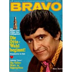 BRAVO Nr.3 / 12 Januar 1970 - Henry Darrow