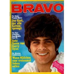 BRAVO Nr.2 / 5 Januar 1970 - Ricky Shayne