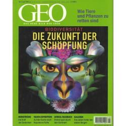 Geo Nr. 7 / Juli 1999 - Die Zukunft der Schöpfung