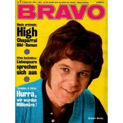 BRAVO Nr.7 / 9 Februar 1970 - Graham Bonney