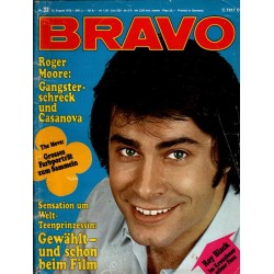 BRAVO Nr.33 / 10 August 1970 - Roy Black im Kreuzfeuer