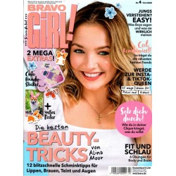 Bravo Girl Nr.4 / 18.3.2020 - Beauty Tricks