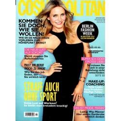 Cosmopolitan 1/Januar 2015 - Cameron Diaz
