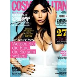 Cosmopolitan 1/Januar 2016 - Kim Kardashian