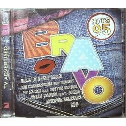 Bravo Hits 95 / 2 CDs - Ran n Bone Man, DJ Snake, Mo...