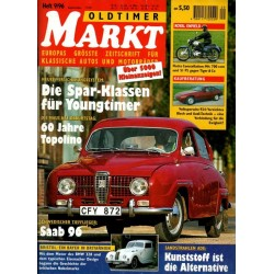 Oldtimer Markt Heft...