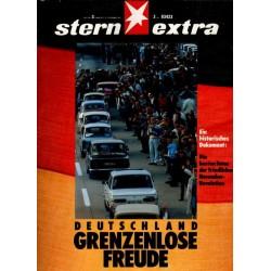 stern Heft / 16 November 1989 - Grenzelose Freude
