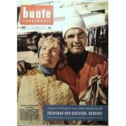 Bunte Illustrierte Nr.5 / 1 Februar 1958 - Toni Sailer