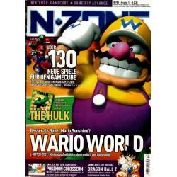 N-Zone 7/2003 - Ausgabe 74 - Wario World