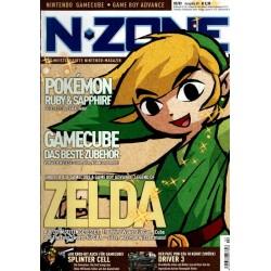 N-Zone 2/2003 - Ausgabe 69 - Zelda