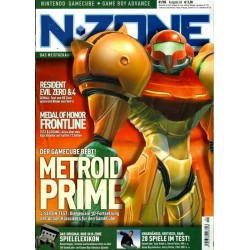 N-Zone 1/2003 - Ausgabe 68 - Metroid Prime