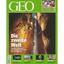 Geo Nr. 3 / März 2009 - Die zweite Erde