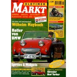 Oldtimer Markt Heft 6/Juni 1996 - Sprites & Midgets