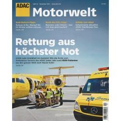 ADAC Motorwelt Heft.12 / Dezember 2015 - Rettung aus höchster Not