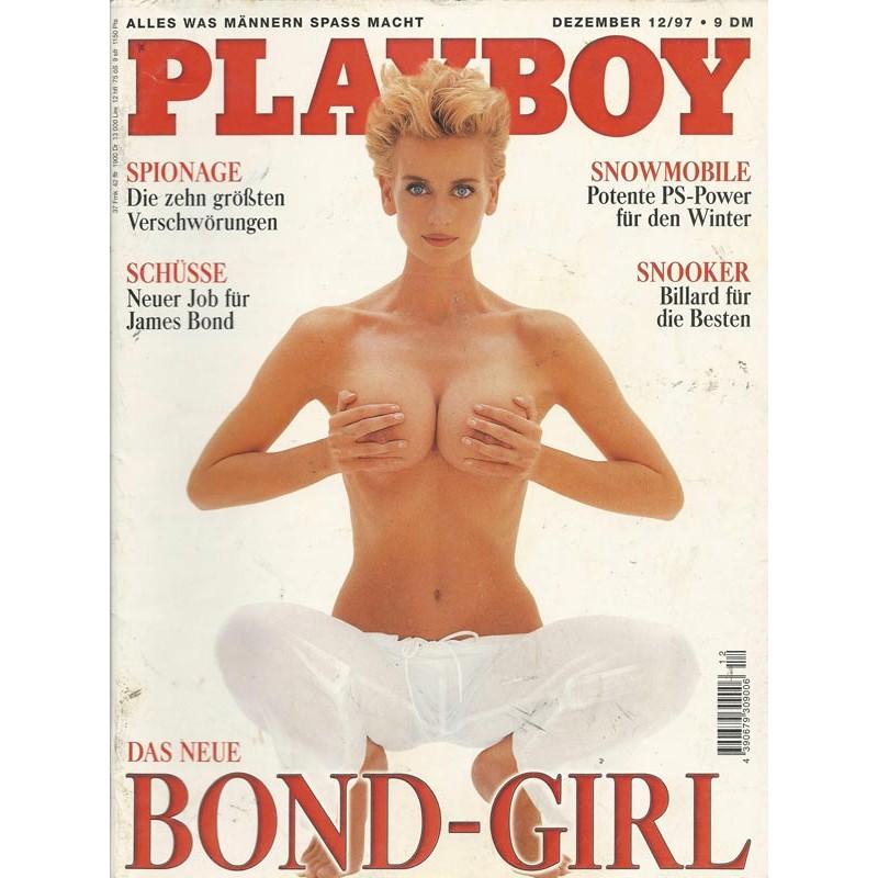 Playboy Nr.12 / Dezember 1997 - Daphne Deckers