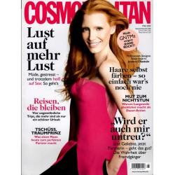 Cosmopolitan 5/Mai 2013 - Jessica Chastain